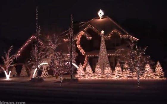 Une Décoration De Noël Qui En Jette ! | Oxicat