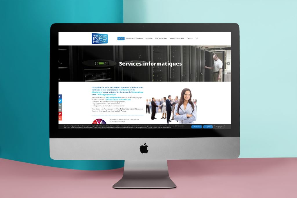 Service Info Media