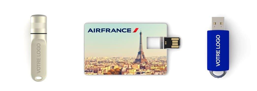 exemples clés USB 1