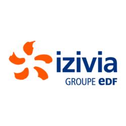 Logo IZIVIA Groupe EDF