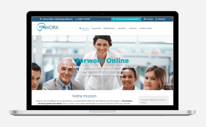 Forwork Online