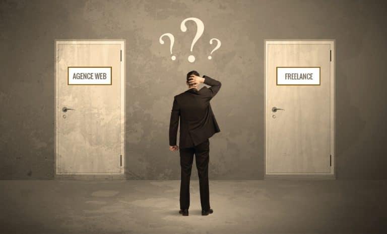 Agence ou Freelance ?