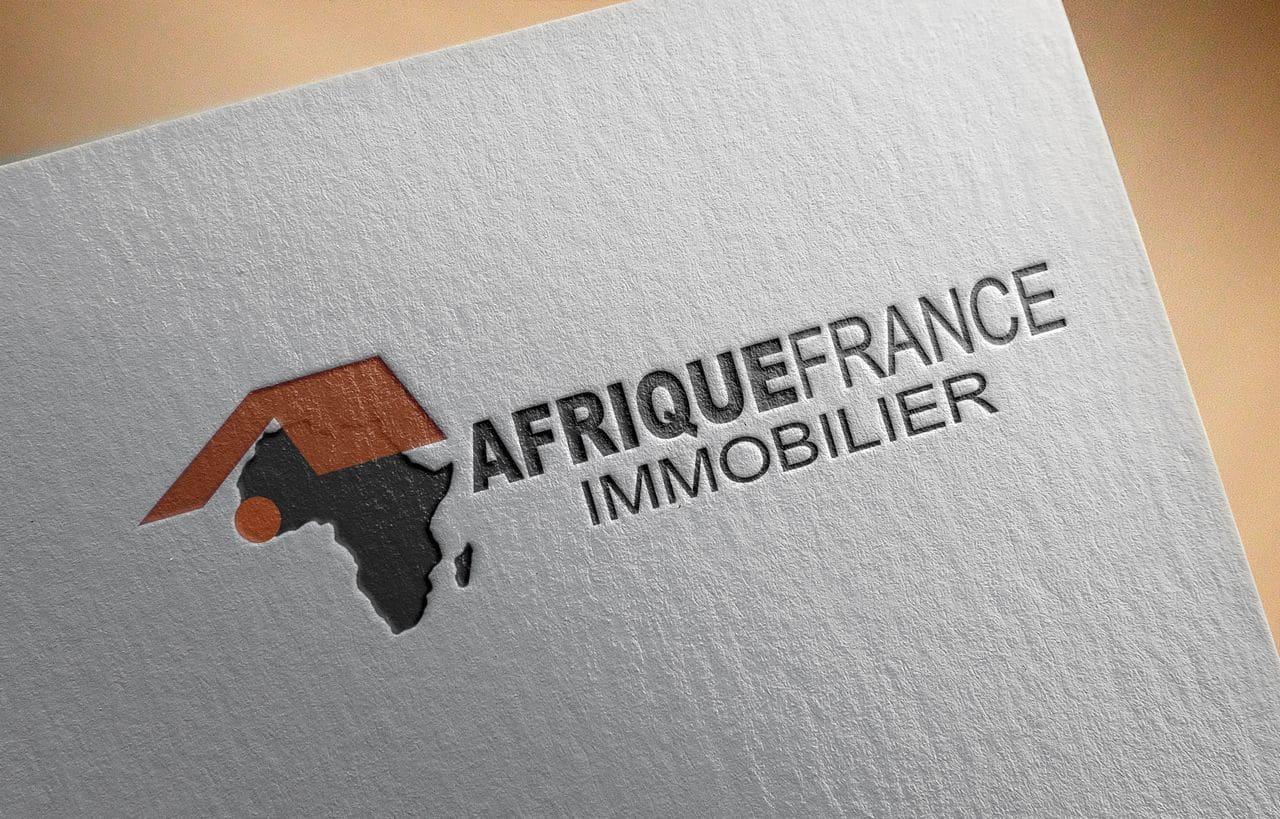 Logo Afrique France Immobilier