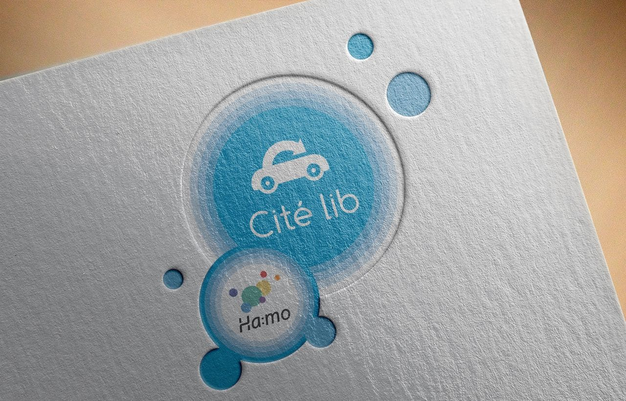 Logo Citelib By Ha:mo