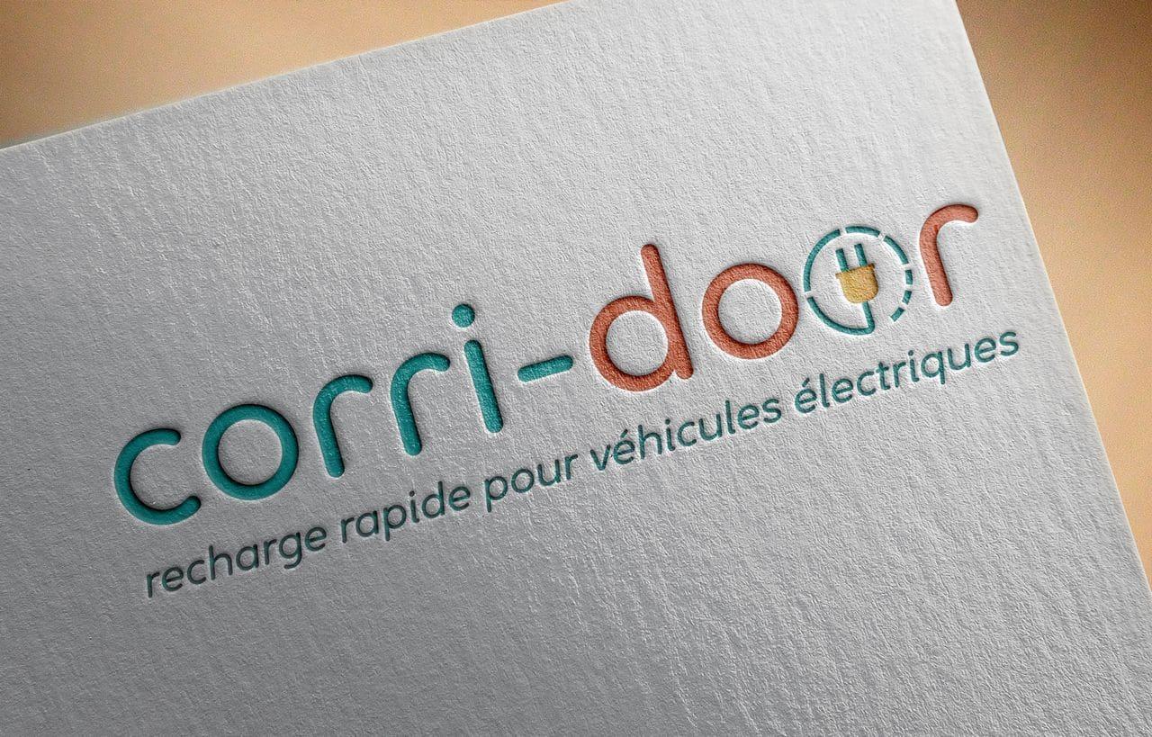 Logo Corri-Door
