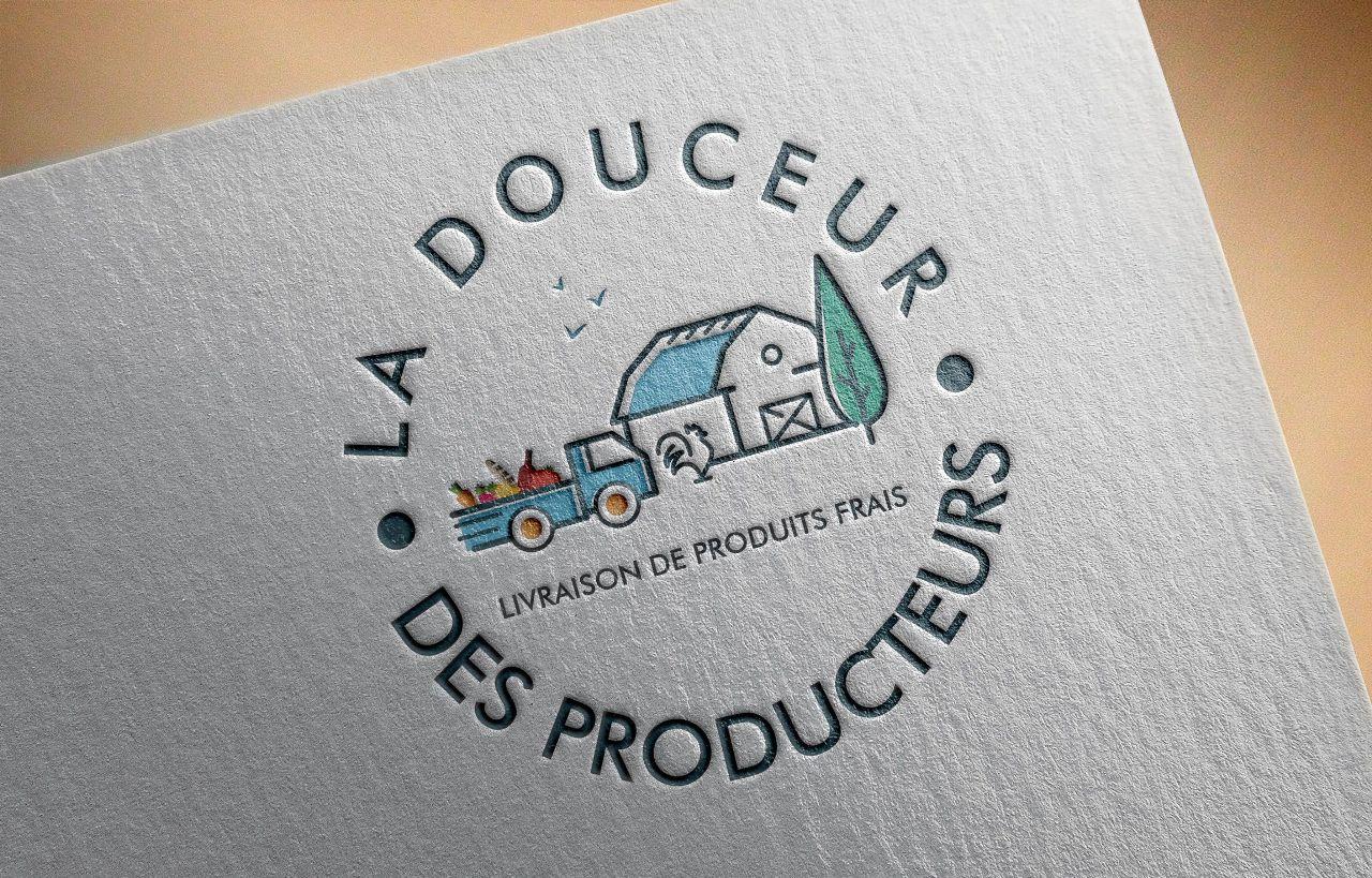 Logo La Douceur des Producteurs