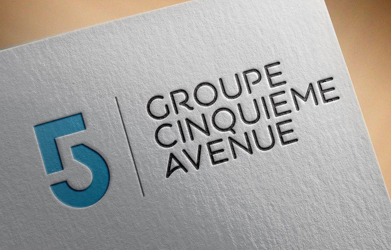 Logo Groupe 5ème Avenue