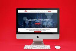 Mockup site AON Tech