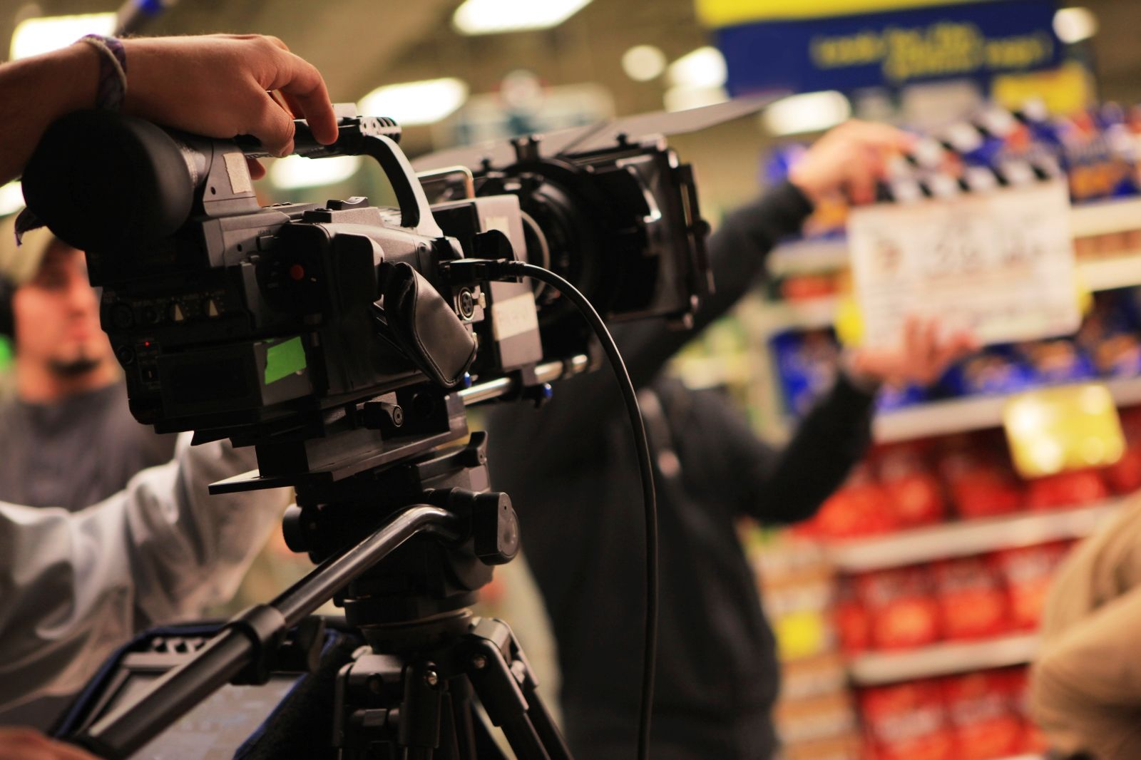 Création vidéo d'entreprise
